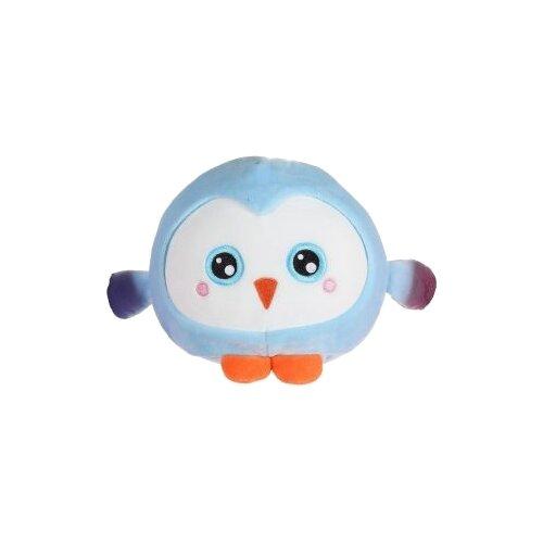 Купить Игрушка-антистресс 1Toy Squishimals Голубой пингвин 20 см, 1 TOY, Мягкие игрушки