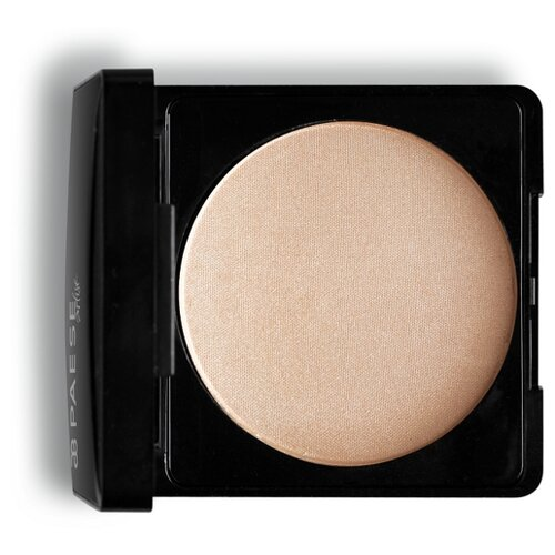 PAESE Пудра компактная Shimmer Pressed Powder 01 финишная пудра ultimate pressed powder 10 г l a girl powder