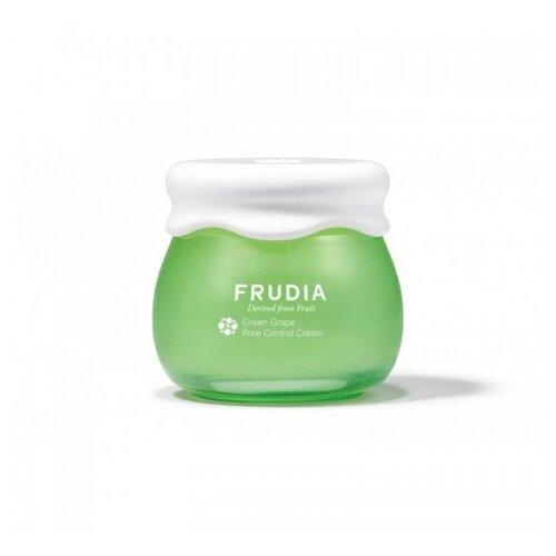 Frudia Green Grape Pore Control Cream Себорегулирующий крем с экстрактом зеленого винограда, 10 г недорого