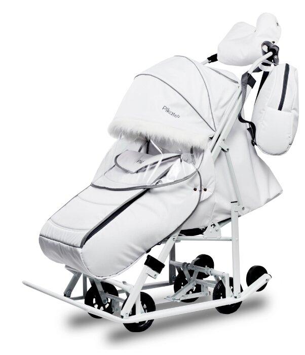Санки-коляска Pikate Арктик