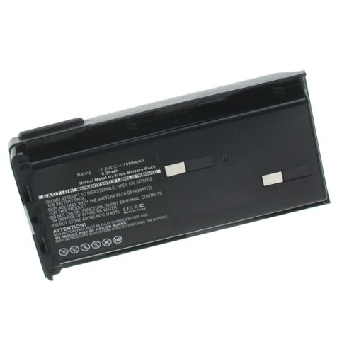 Аккумулятор iBatt iB-B1-M5310 1300mAh для KENWOOD PB-15, PB-14, PB-18,