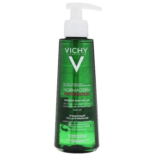 Vichy Normaderm Phytosolution гель очищающий, 200 мл, с дозатором глубокое очищение три актив 3в1 125мл vichy normaderm