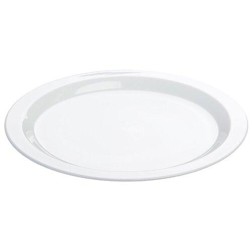 Tescoma Тарелка мелкая Gustito 27 см белыйТарелки<br>