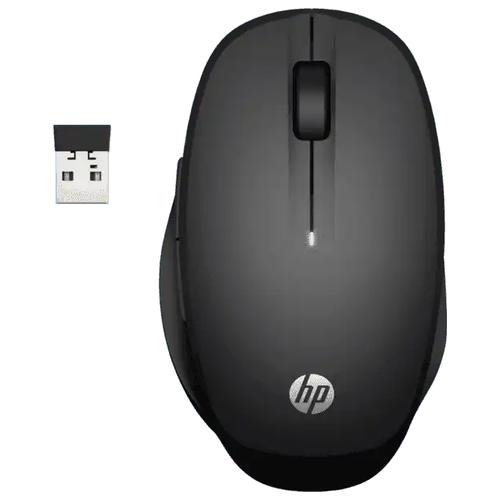 Беспроводная мышь HP Dual Mode Black Mouse 300 черный