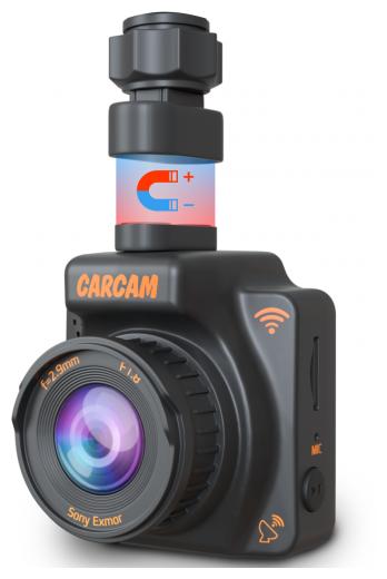 Видеорегистратор CARCAM R2, черный