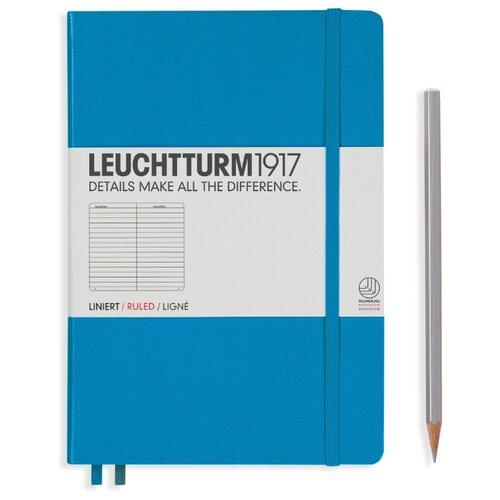 Купить Блокнот Leuchtturm1917 346693 (лазурь) A5, 124 листа, Блокноты