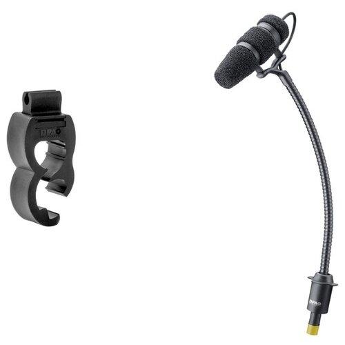Микрофон DPA 4099-DC-2-201-D черный dpa fio66f00 2