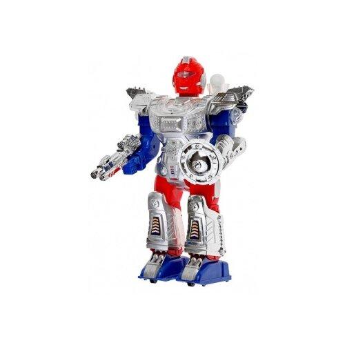 Купить Робот S+S Toys Армагеддон 100095128 серебристый, Роботы и трансформеры