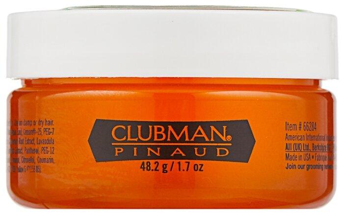 Clubman Помада для укладки сильной фиксации Firm