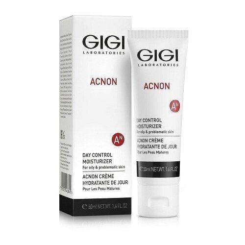 Фото - Gigi Acnon Day control moisturizer увлажняющий дневной крем для лица, 50 мл dr ceuracle увлажняющий крем для лица с пробиотиками pro balance biotics moisturizer 100 мл