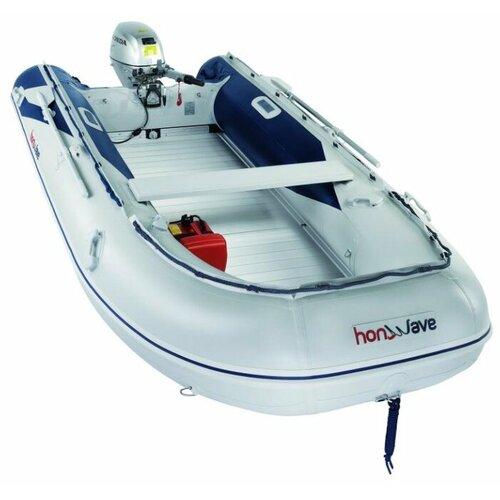 Купить со скидкой Надувная лодка Honda T40 AE2