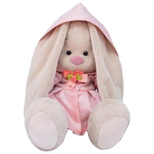Купить Мягкая игрушка Зайка Ми в розовом плаще 18 см, Мягкие игрушки