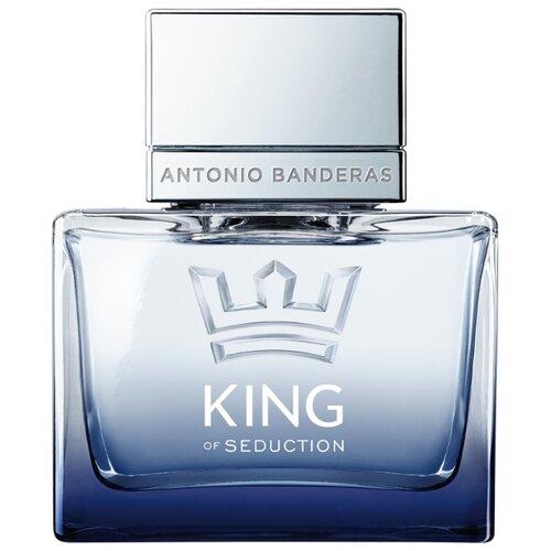 Туалетная вода Antonio Banderas King of Seduction, 50 мл туалетная вода antonio banderas queen of seduction women edt 50 мл женская