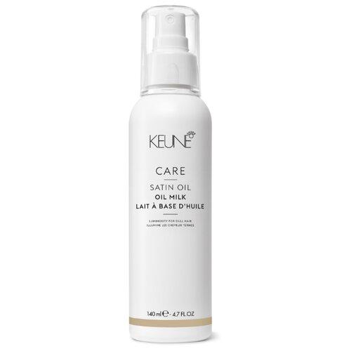 Keune Satin Oil Масло-молочко для волос Шелковый уход, 140 мл купить краску для волос keune