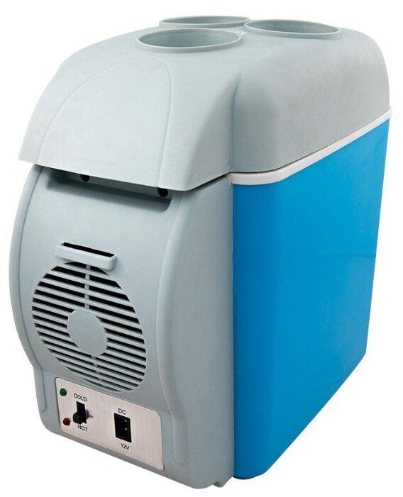 Автомобильный холодильник AVS CC-32B серый