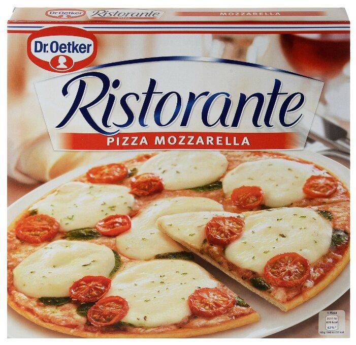 Dr. Oetker Замороженная пицца Ristorante Моцарелла 335 г