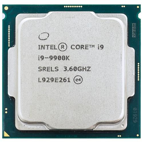 Процессор Intel Core i9-9900K OEM процессор intel core i9 9820x tray