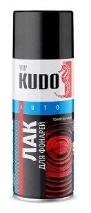 Аэрозольный автомобильный лак KUDO KU-9021