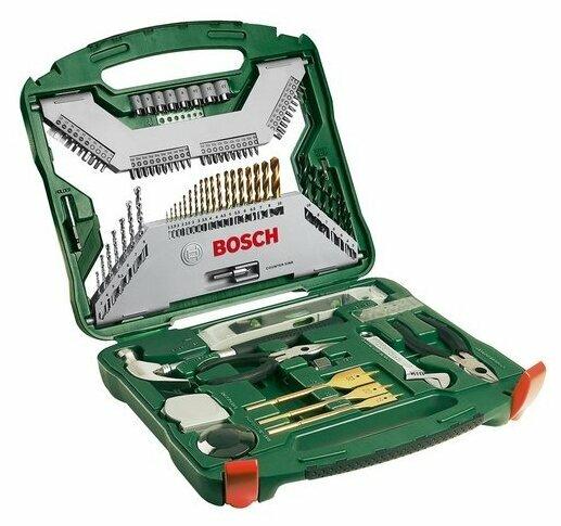 Набор инструментов BOSCH X Line Titanium