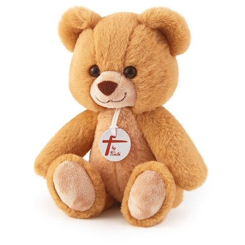 цена на Мягкая игрушка Trudi Мишка рыжий 27 см