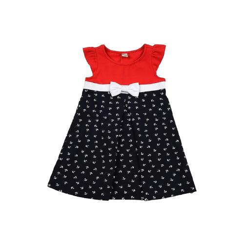 Фото - Платье Mini Maxi размер 98, синий/красный платье mini maxi размер 98 синий красный