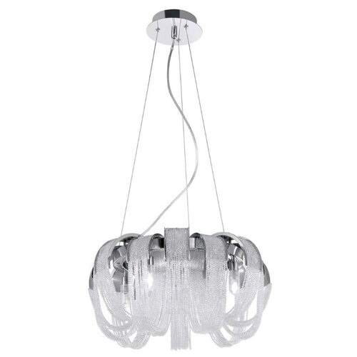 Люстра Crystal Lux Heat SP8 Crystal, G9, 480 Вт люстра crystal lux favor sp8