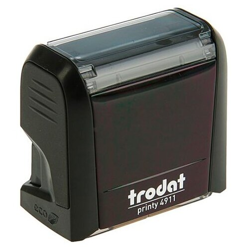 Оснастка для штампа TRODAT 38х14мм, черная