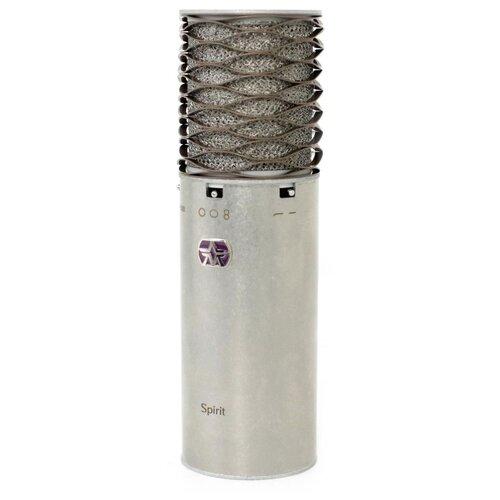 Микрофон Aston Microphones Spirit, серебристый