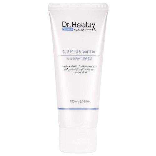 Dr. Healux Пенка для умывания 5.8 Mild Cleanser, 100 мл