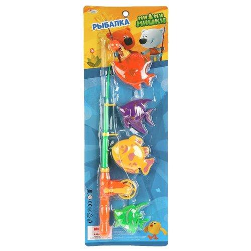 Игрушка для ванной Играем вместе Мимимишки Рыбалка (B1456813-R1)
