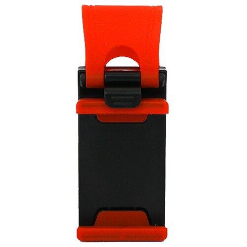 Держатель autostandart 103318 черный/красный