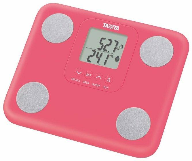 Весы напольные Tanita BC-730 PK (розовые)