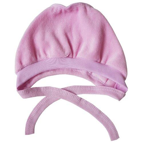 Купить Чепчик Папитто размер 44, розовый, Головные уборы