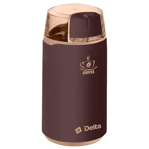 Кофемолка DELTA DL-087К коричневый