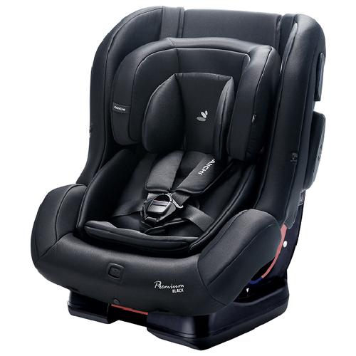 Автокресло группа 0/1/2 (до 25 кг) Daiichi First 7 Plus, premium black автокресло группа 1 2 3 9 36 кг little car ally с перфорацией черный