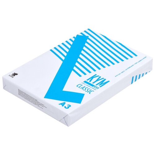 Фото - Бумага Kym Lux A3 Classic 80 г/м² 500 лист. белый 1 шт. подвесной светильник crystal lux woody sp1 30