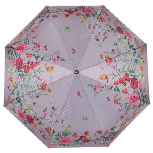 Зонт автомат FLIORAJ Нежность лиловый зонт складной flioraj flioraj fl976dwente7