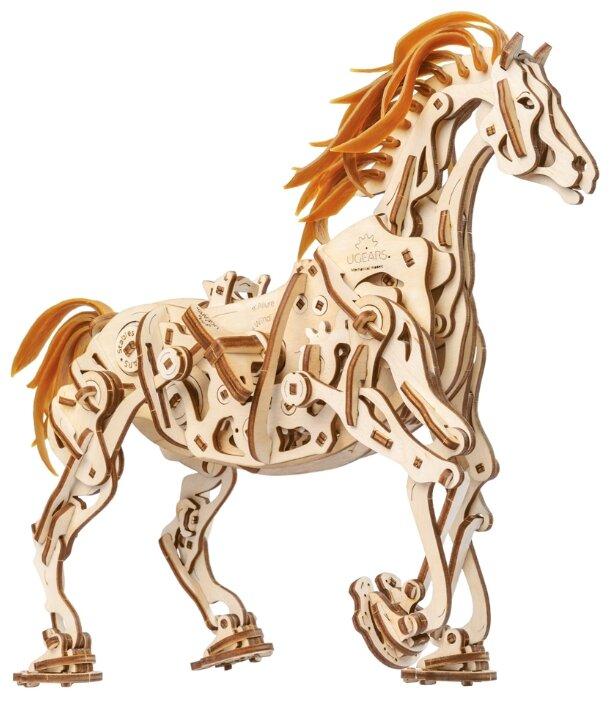 Сборная модель UGEARS Конь-Механоид,,