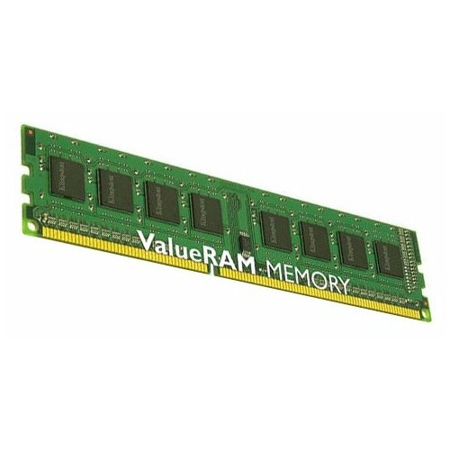 Купить Оперативная память Kingston ValueRAM DDR3 1333 (PC 10600) DIMM 240 pin, 8 ГБ 1 шт. 1.5 В, CL 9, KVR1333D3N9/8G