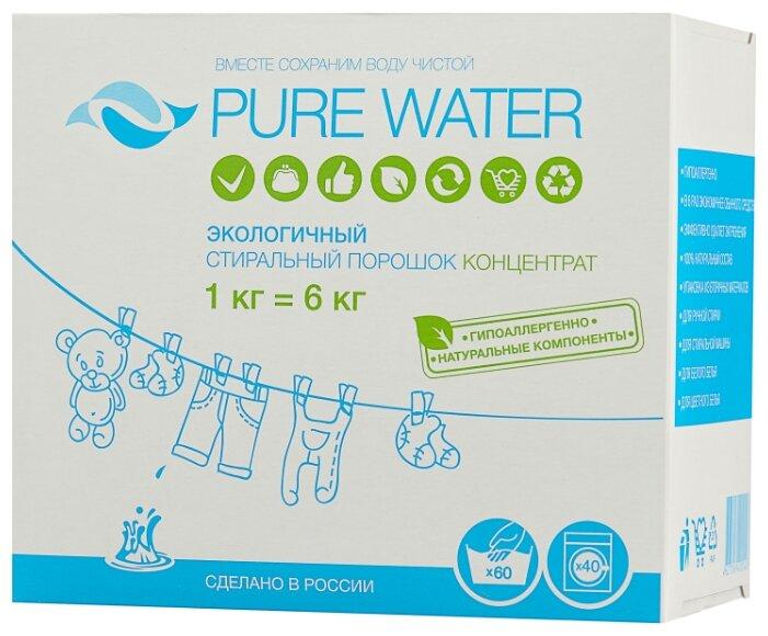 Стиральный порошок Pure Water 300 г PW181821
