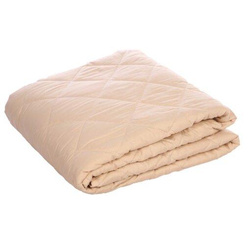 Одеяло НеСаДен Верблюд Soft 150 г/м2, легкое, 140 х 205 см (персиковый) одеяло belashoff белое золото стеганое легкое цвет белый 140 х 205 см