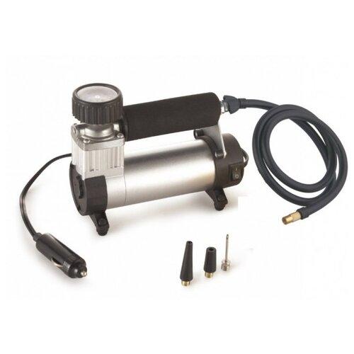 цена на Автомобильный компрессор Энергомаш АК-8830 серебристый/черный
