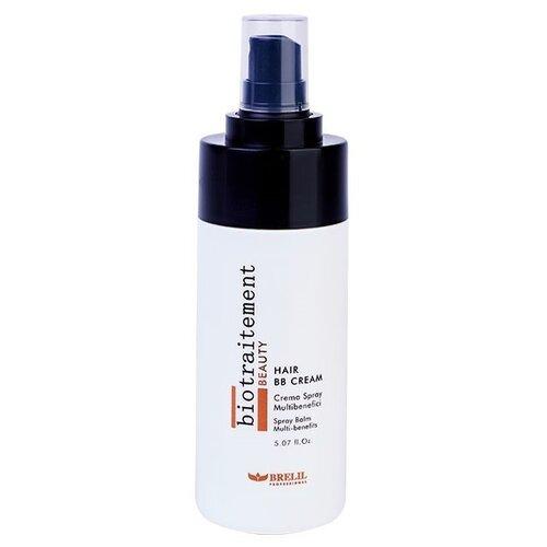 Купить Brelil Professional BioTraitement Beauty Многофункциональный BB-крем для всех типов волос, 150 мл