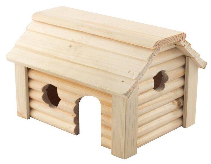 Домик для грызунов Дарэлл Баня 8605 19х17х12 см