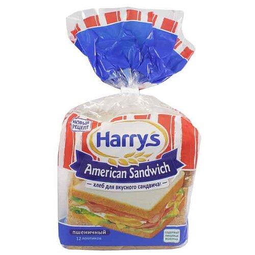 Harrys Хлеб Сандвичный пшеничный