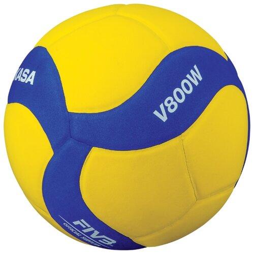Волейбольный мяч Mikasa V800W