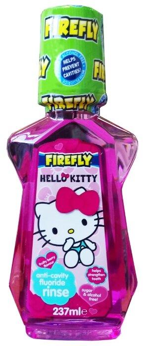 Ополаскиватель Dr. Fresh Hello Kitty Mouthwash Strawberry