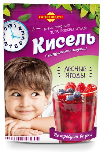 Кисель Русский Продукт Лесные ягоды 150 г