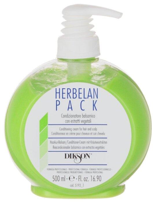 Dikson бальзам для волос Herbelan Pack