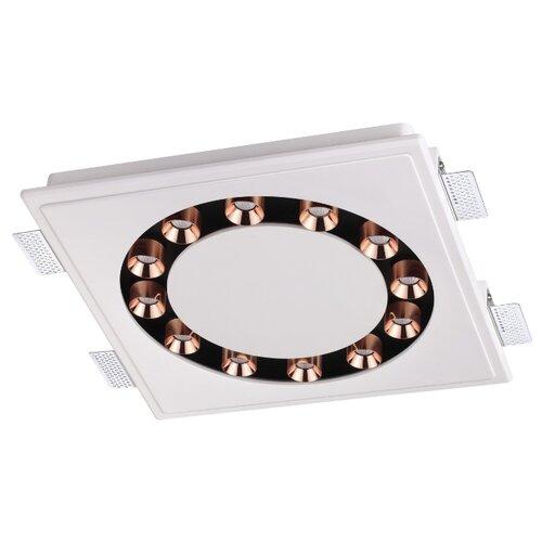Встраиваемый светильник Novotech Caro 357933 цена 2017
